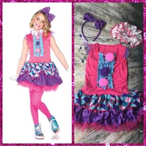 7f4dfd67a Leg Avenue Clown Cutie Costume SZ 3T 4T